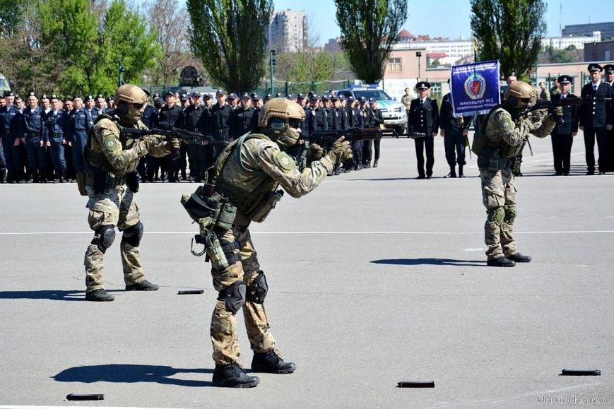 В Харьковском национальном университете внутренних дел состоялся выпуск курсантов (ФОТО), фото-1