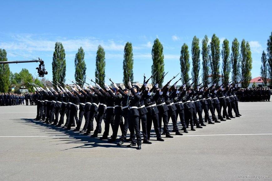 В Харьковском национальном университете внутренних дел состоялся выпуск курсантов (ФОТО), фото-2