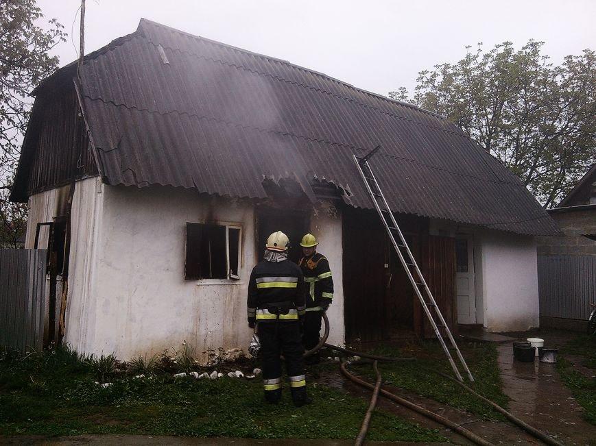 На Тячівщині під час пожежі загинув 55-річний чоловік: фото, фото-2