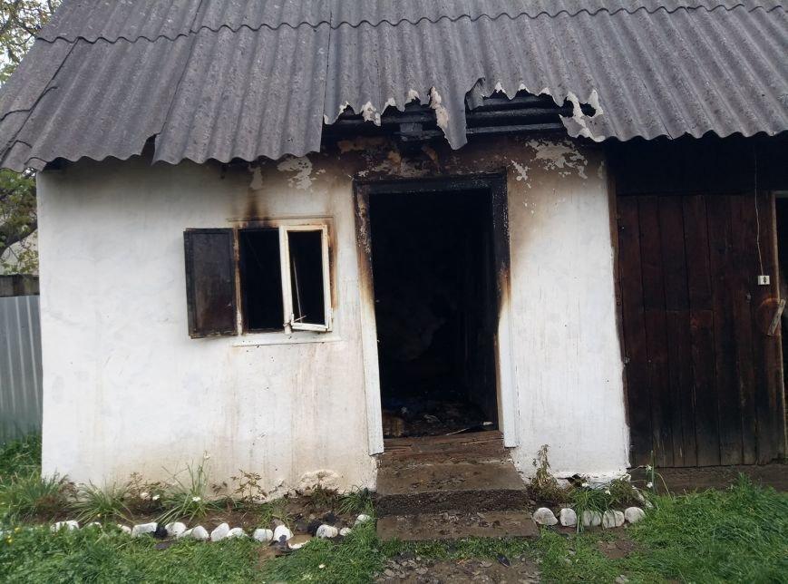 На Тячівщині під час пожежі загинув 55-річний чоловік: фото, фото-3