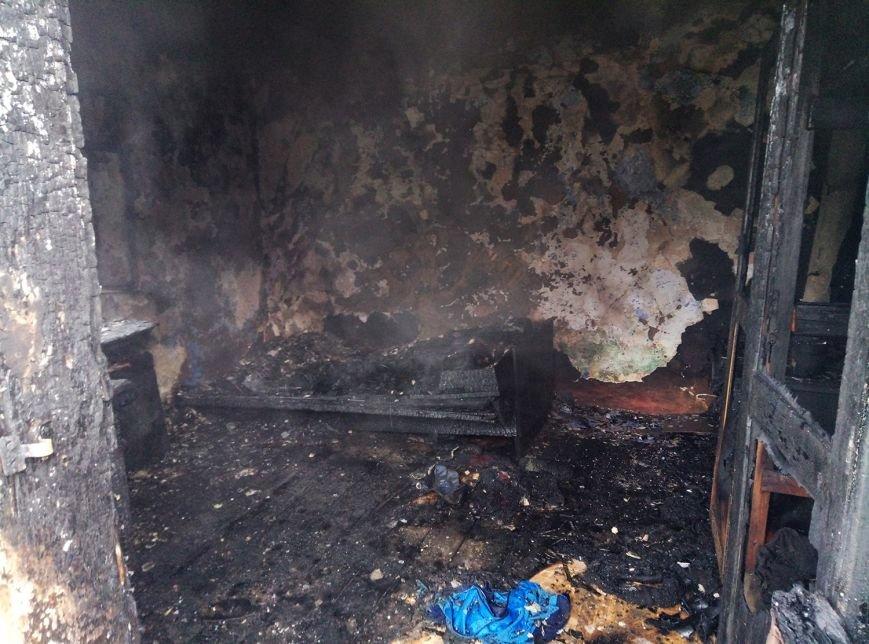 На Тячівщині під час пожежі загинув 55-річний чоловік: фото, фото-1