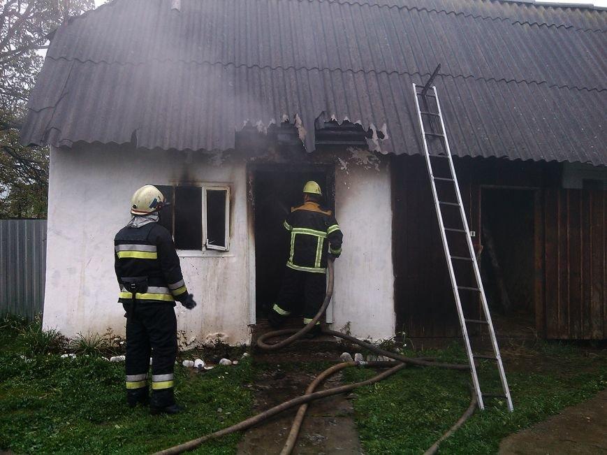 На Тячівщині під час пожежі загинув 55-річний чоловік: фото, фото-4