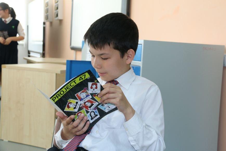 Ученики Назарбаев Интеллектуальной школы представили свой первый комикс, фото-4