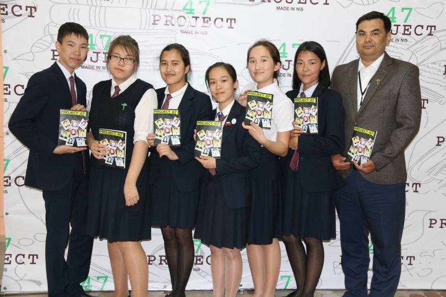 Ученики Назарбаев Интеллектуальной школы представили свой первый комикс, фото-3