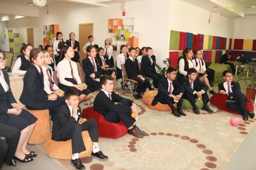 Ученики Назарбаев Интеллектуальной школы представили свой первый комикс, фото-2