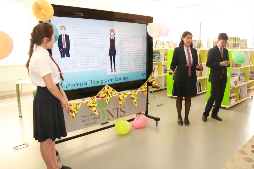 Ученики Назарбаев Интеллектуальной школы представили свой первый комикс, фото-1