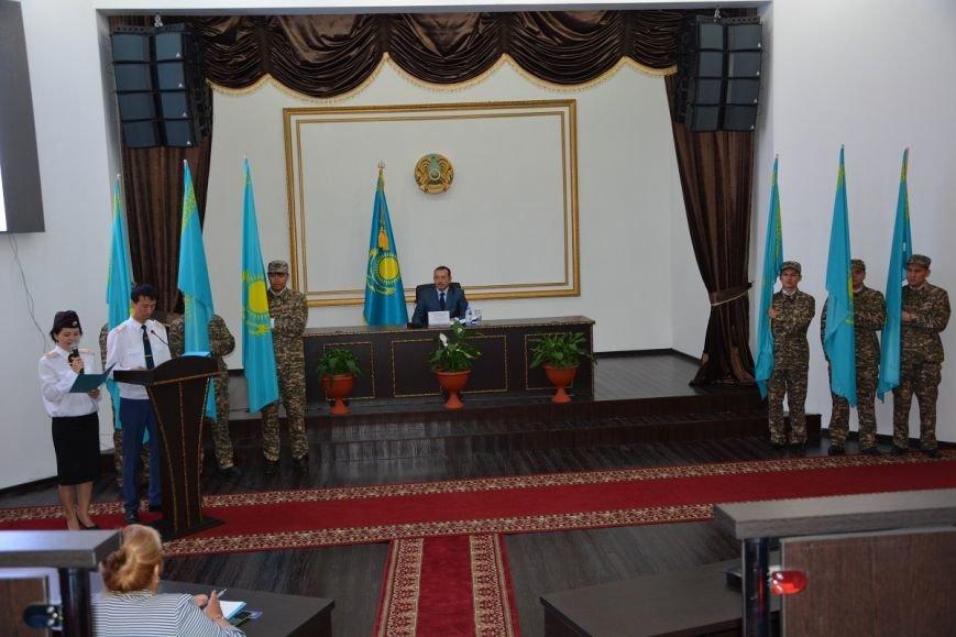 Мангистауский областной суд почтил память участников ВОВ, фото-2