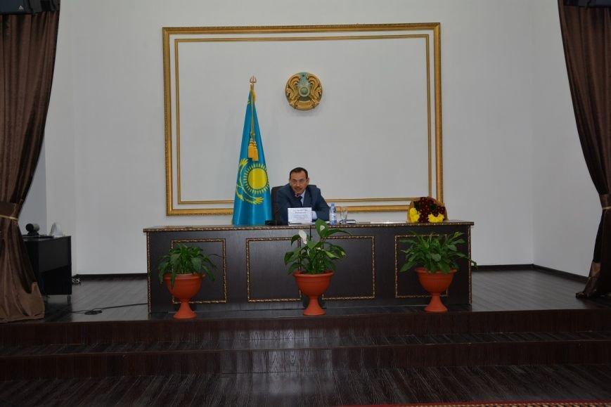 Мангистауский областной суд почтил память участников ВОВ, фото-3