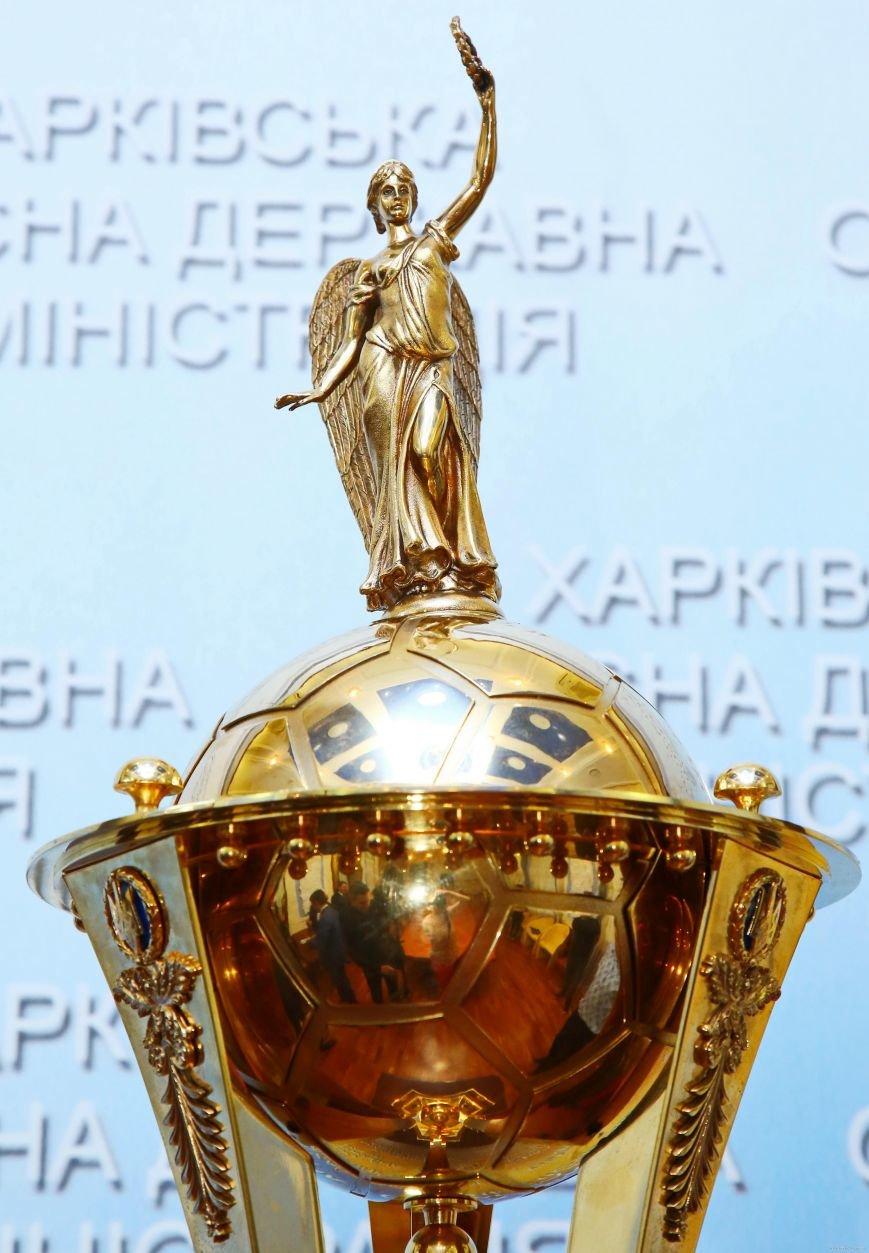Кубок Украины по футболу прибыл на Харьковщину (ФОТО), фото-4