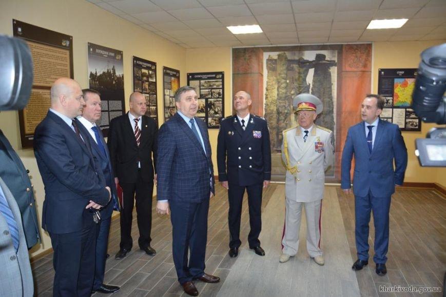 В университете внутренних дел открыли Центр украинско-польского развития (ФОТО), фото-1