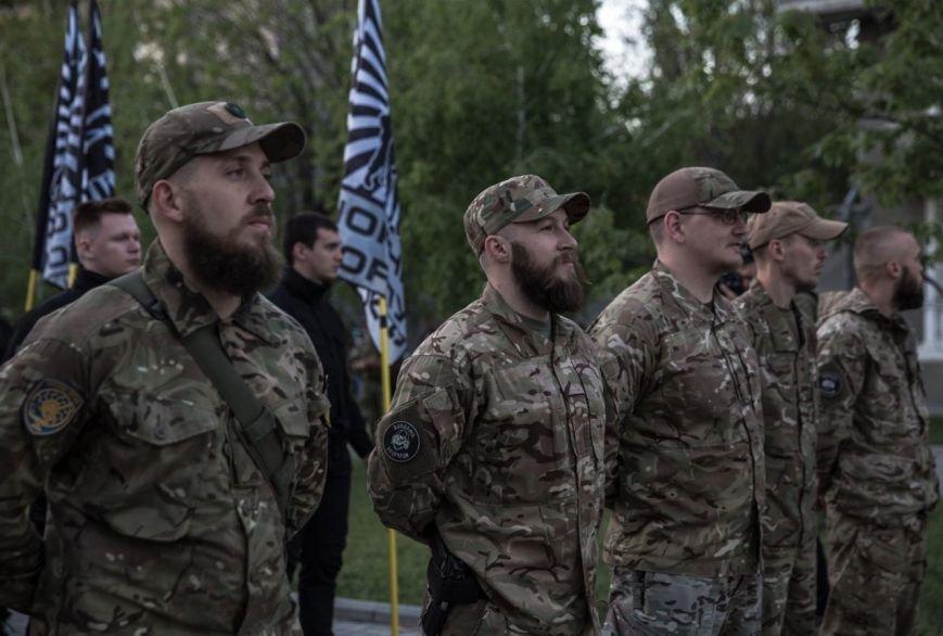 Освобождавший Мариуполь полк отметил День рождения (ФОТО), фото-5