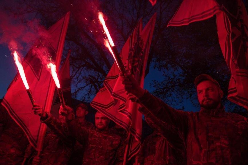 Освобождавший Мариуполь полк отметил День рождения (ФОТО), фото-6