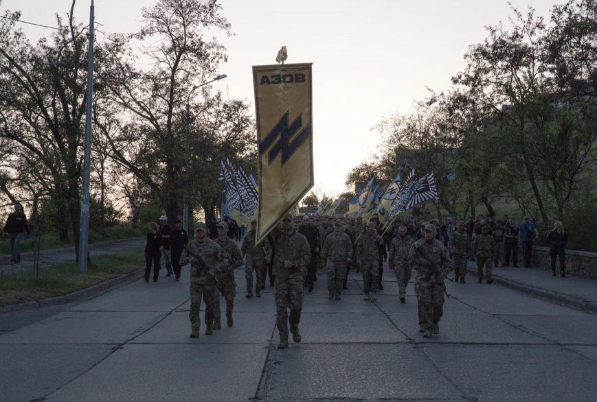 Освобождавший Мариуполь полк отметил День рождения (ФОТО), фото-4