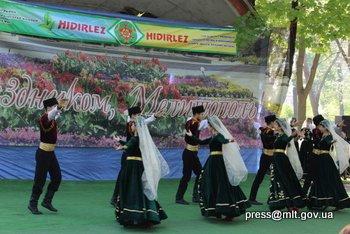 В Мелитополе отметили Хыдырлез, фото-3