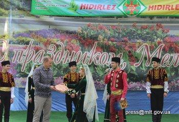 В Мелитополе отметили Хыдырлез, фото-2