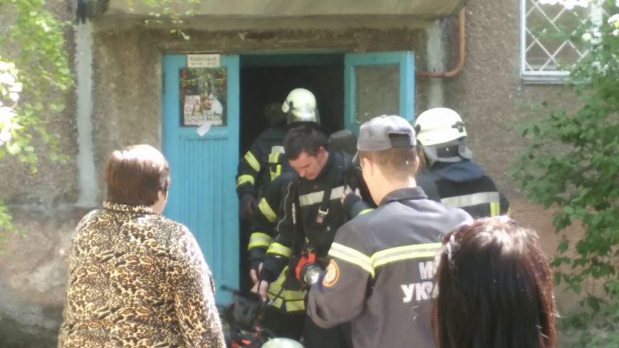 В Мариуполе сгорел балкон и часть квартиры (ФОТО), фото-6