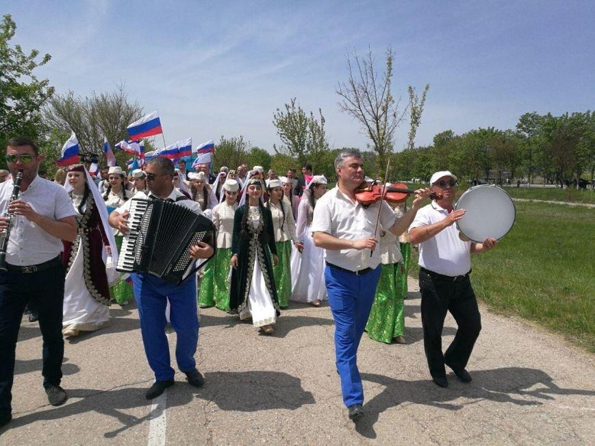 Под Бахчисараем отмечают крымско-татарский праздник Хыдырлез (ФОТО), фото-5