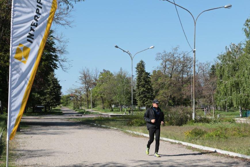 Первая тренировка в рамках подготовки к полумарафону в Никополе состоялась., фото-2