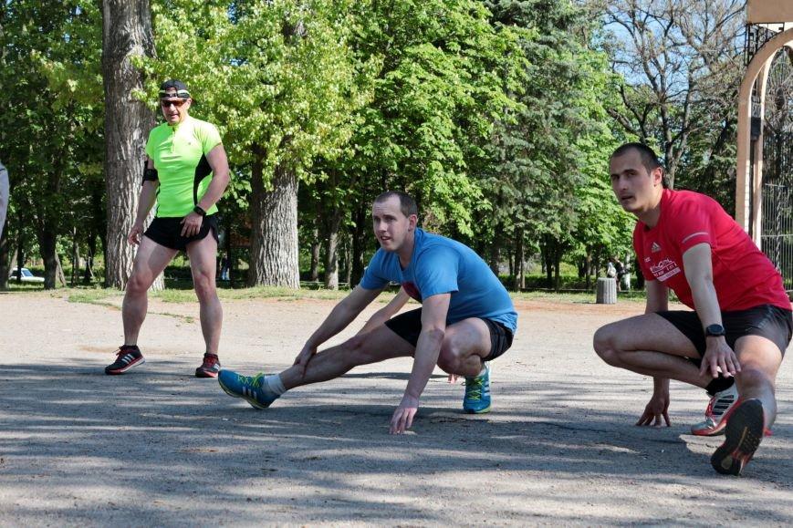 Первая тренировка в рамках подготовки к полумарафону в Никополе состоялась., фото-13