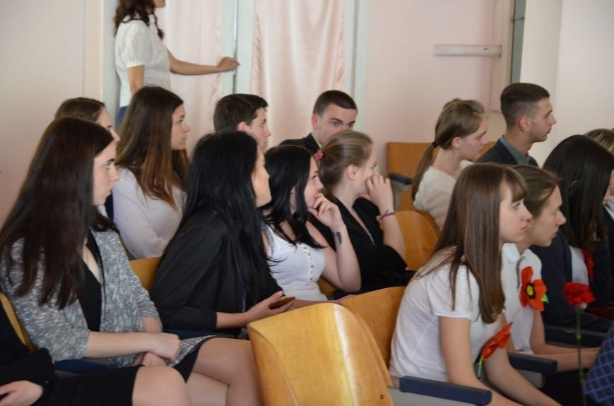 В Каменском школьники встретились с ветеранами, фото-6