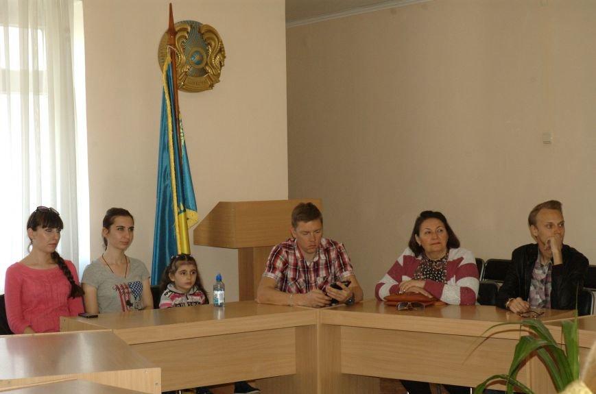 В Актау прошел музыкально-поэтический вечер ко Дню Победы, фото-6