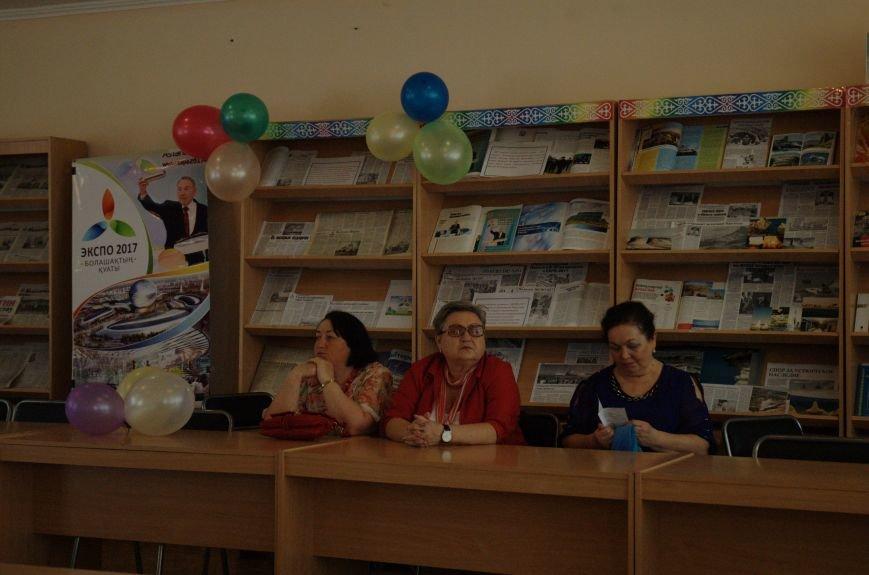 В Актау прошел музыкально-поэтический вечер ко Дню Победы, фото-5