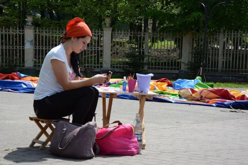 Як святкують День міста у Парку культури: фоторепортаж, фото-2