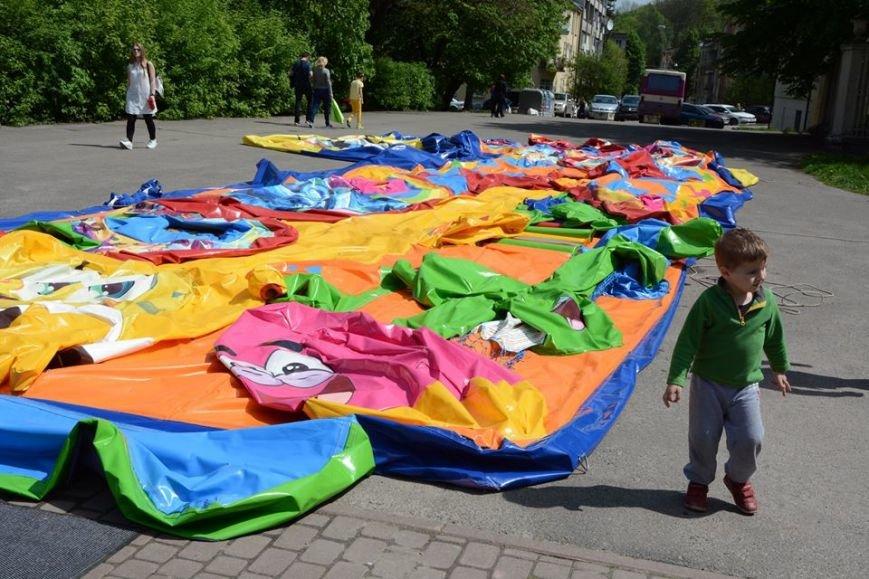 Як святкують День міста у Парку культури: фоторепортаж, фото-5