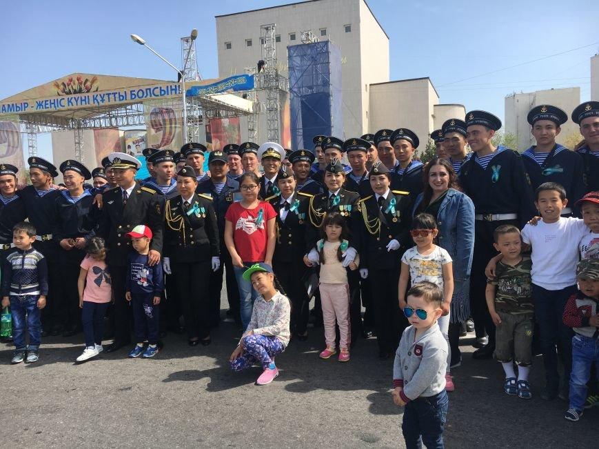 В Актау прошло торжественное награждение военнослужащих, фото-18
