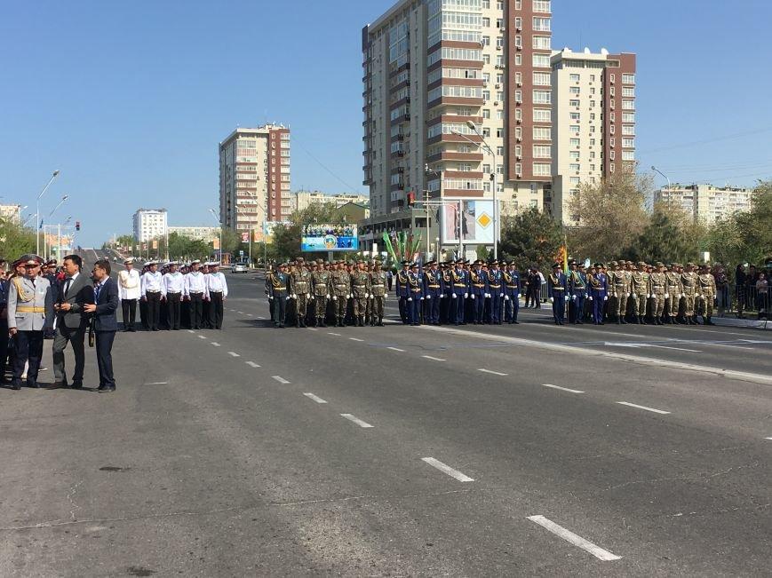В Актау прошло торжественное награждение военнослужащих, фото-4