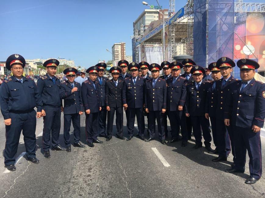 В Актау прошло торжественное награждение военнослужащих, фото-19