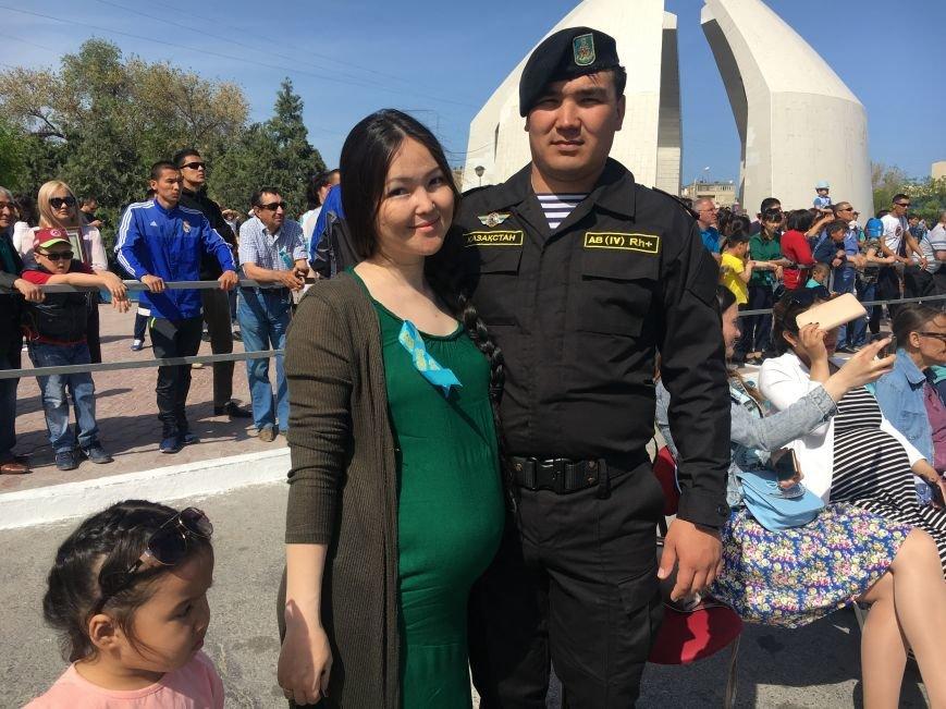 В Актау прошло торжественное награждение военнослужащих, фото-13