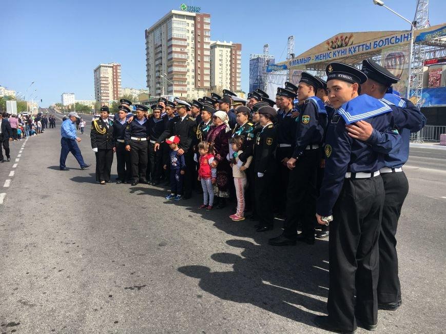 В Актау прошло торжественное награждение военнослужащих, фото-17