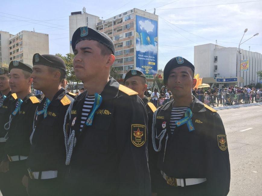 В Актау прошло торжественное награждение военнослужащих, фото-10