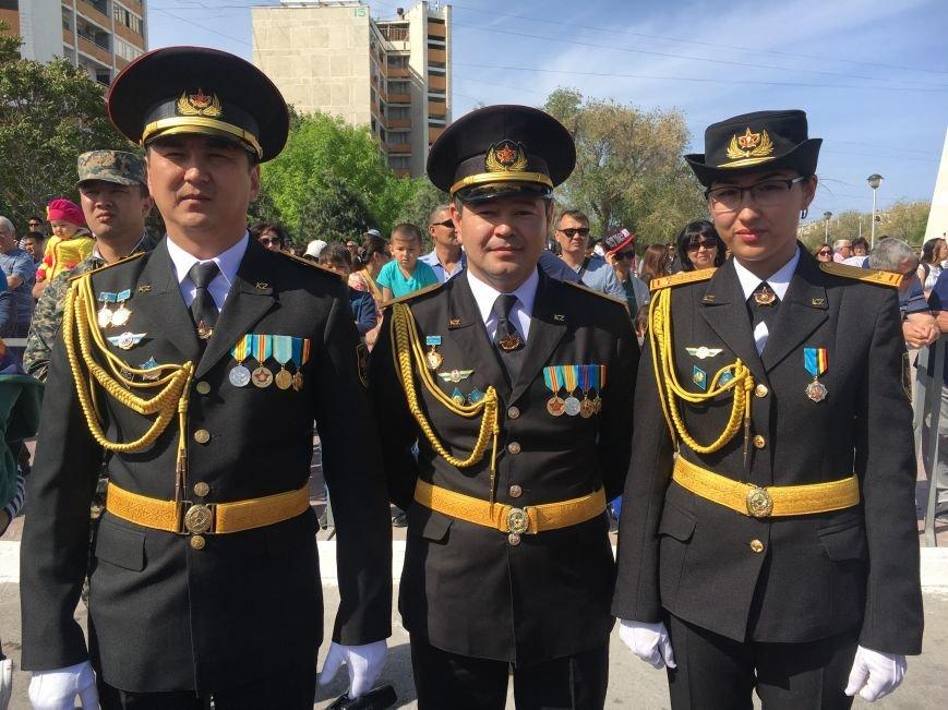 В Актау прошло торжественное награждение военнослужащих, фото-5