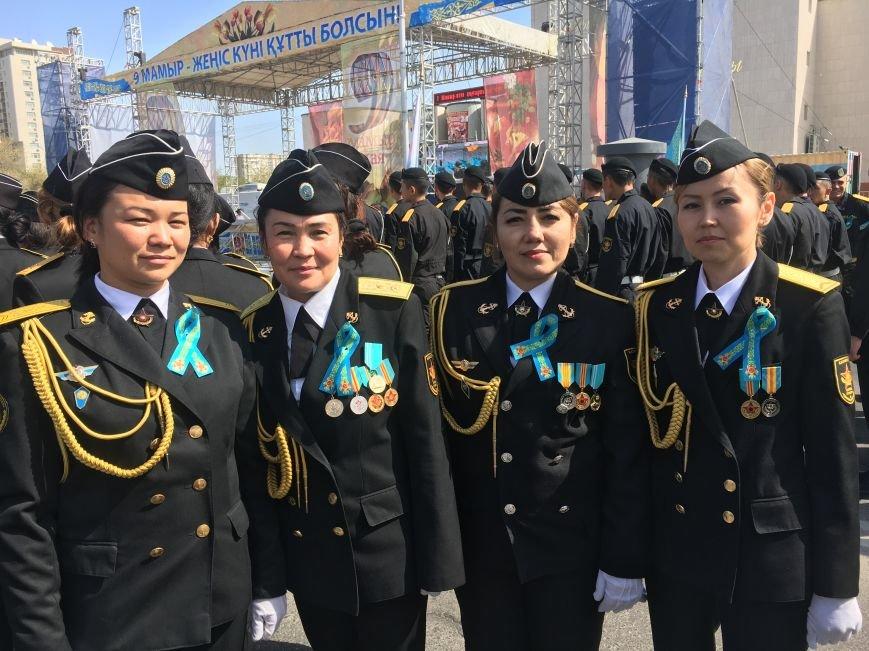 В Актау прошло торжественное награждение военнослужащих, фото-9