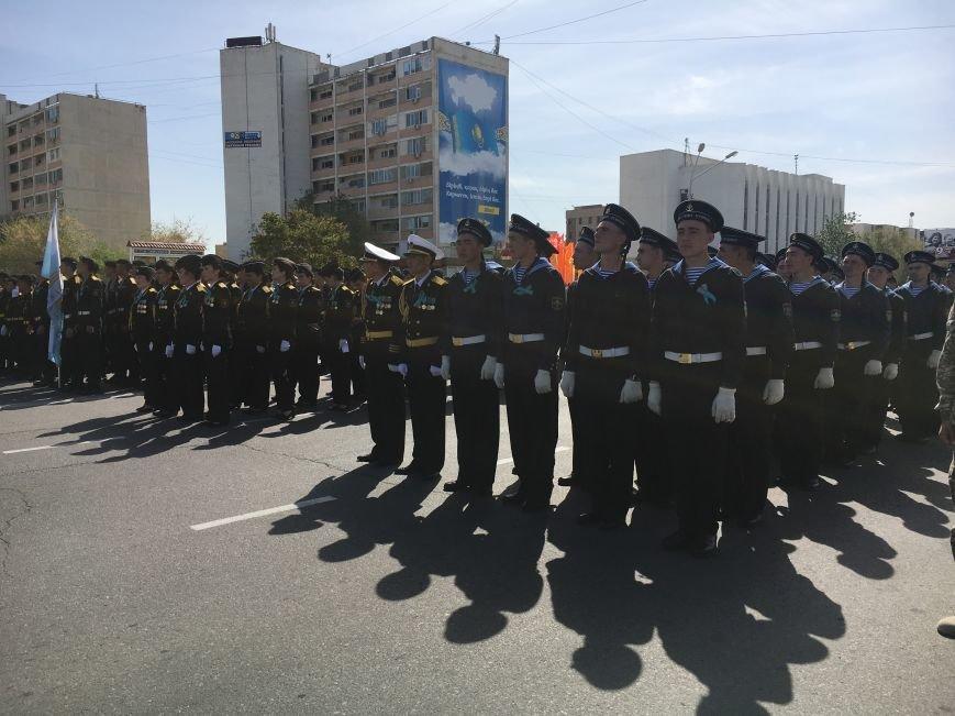 В Актау прошло торжественное награждение военнослужащих, фото-3