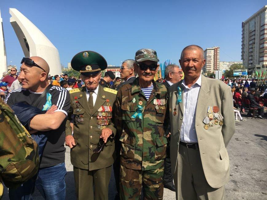В Актау прошло торжественное награждение военнослужащих, фото-8