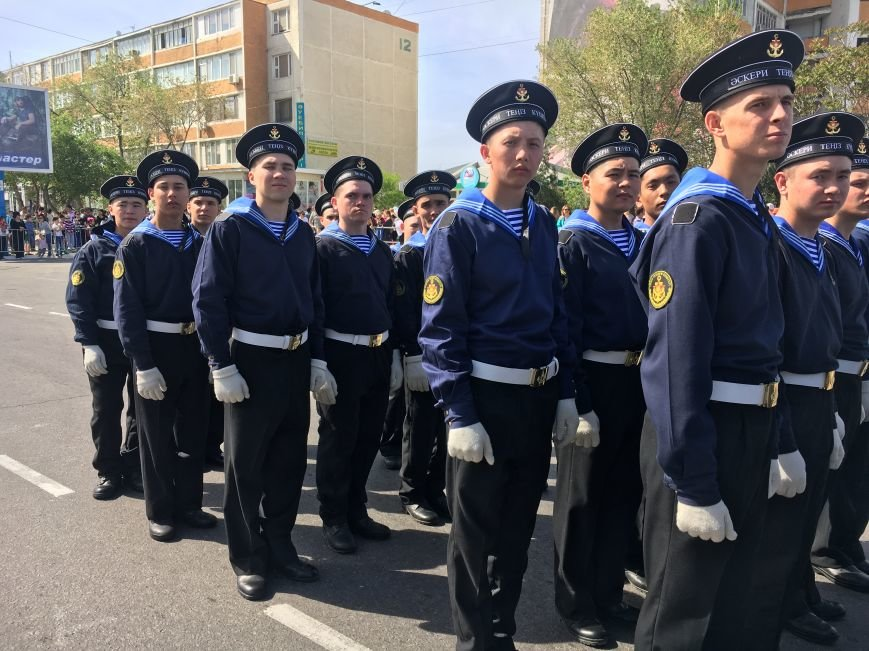 В Актау прошло торжественное награждение военнослужащих, фото-12
