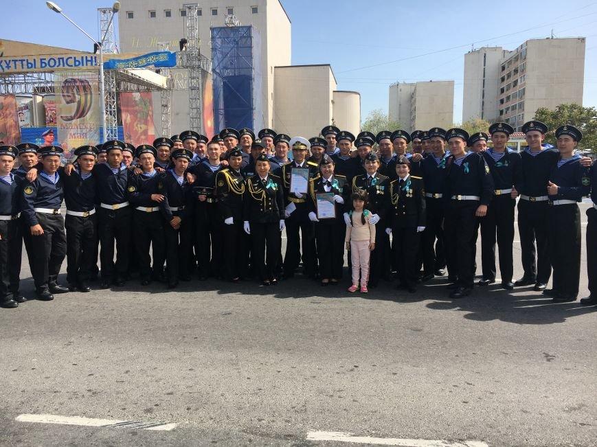 В Актау прошло торжественное награждение военнослужащих, фото-16