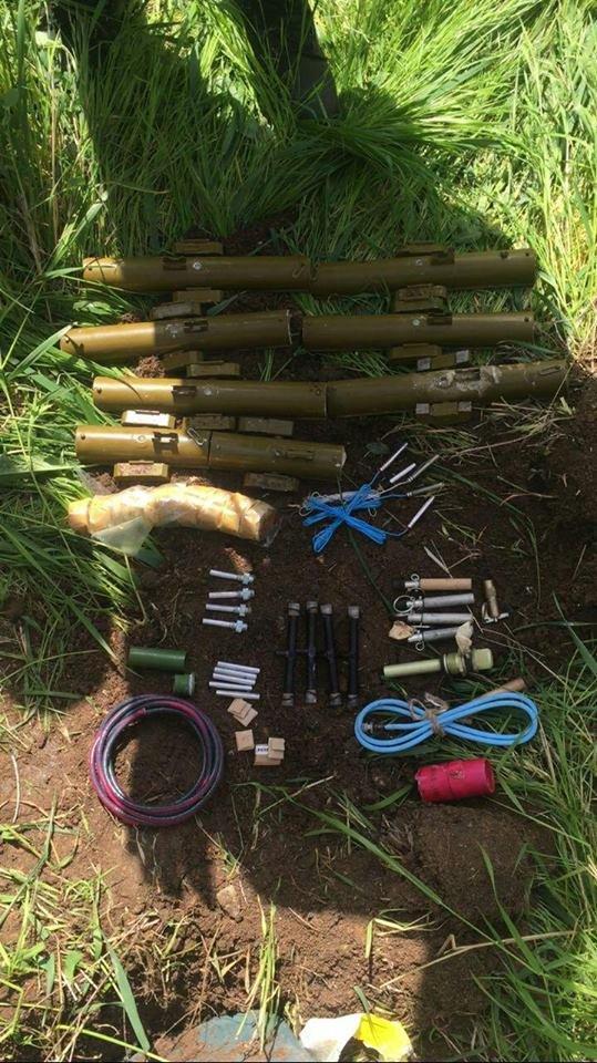 В мариупольской гостинице нашли схрон с боеприпасами (ФОТО), фото-7