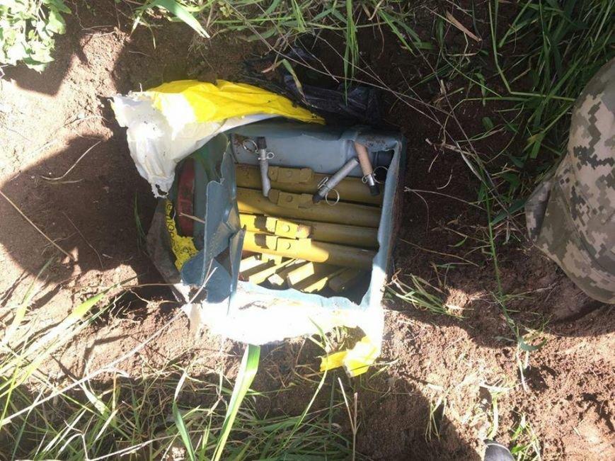 В мариупольской гостинице нашли схрон с боеприпасами (ФОТО), фото-1