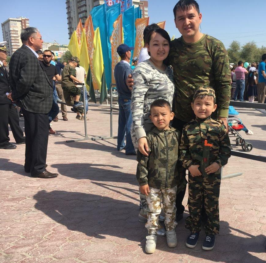 В Актау прошло торжественное награждение военнослужащих, фото-7