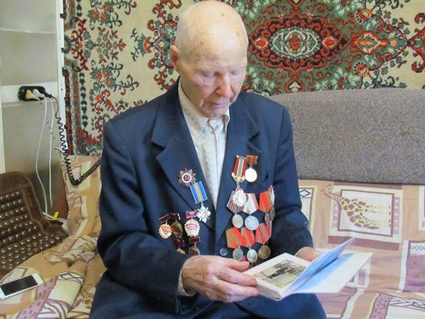 Ветеран ВОВ из Павлограда рассказал о самой страшной минуте войны, фото-1