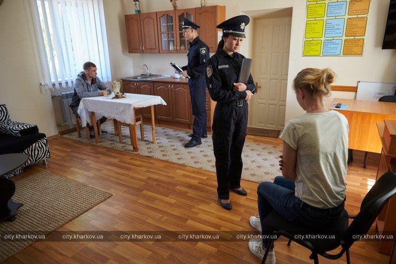 Гостям из Америки показали, как в Харькове готовят полицейских (ФОТО), фото-1