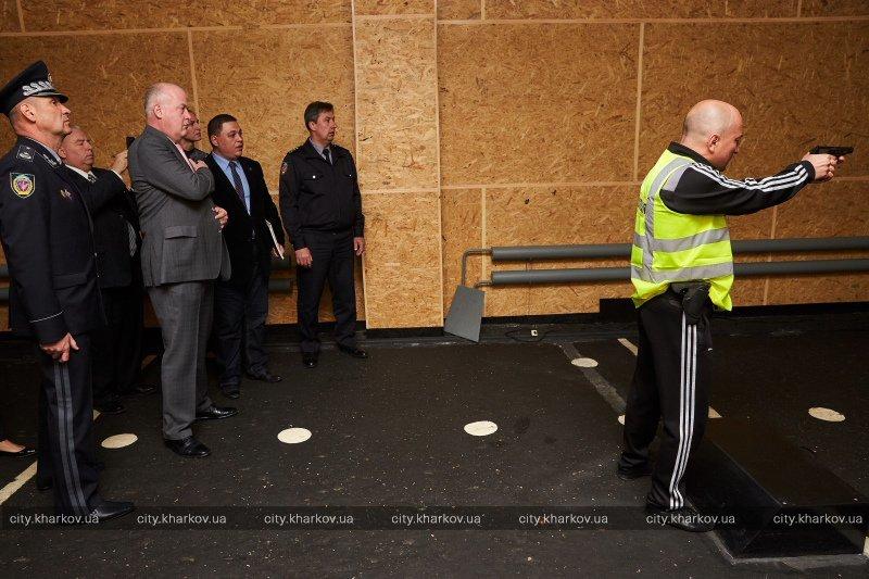 Гостям из Америки показали, как в Харькове готовят полицейских (ФОТО), фото-5