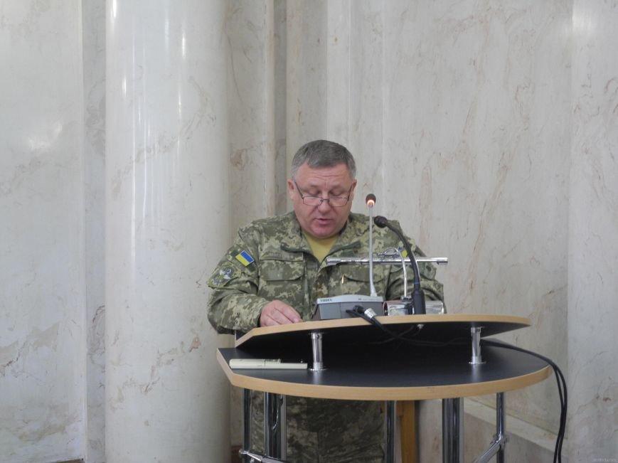 В ХОГА обсудили ход весеннего призыва и комплектования армии по контракту (ФОТО), фото-1