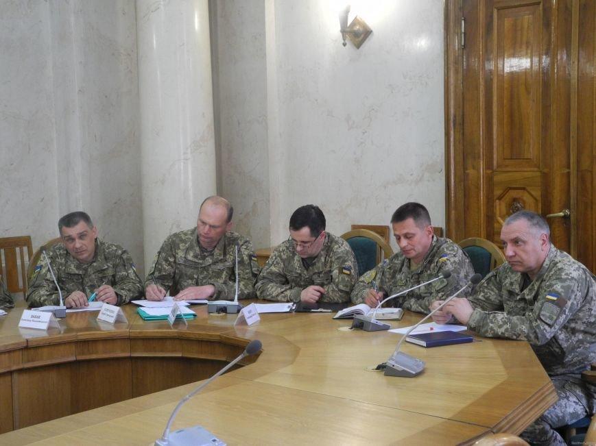 В ХОГА обсудили ход весеннего призыва и комплектования армии по контракту (ФОТО), фото-3