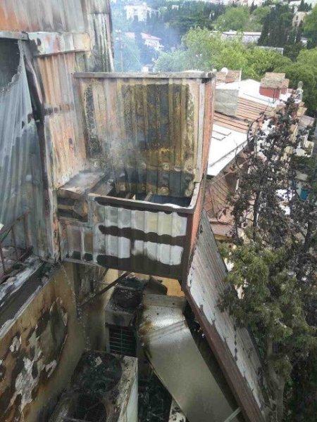 На ЮБК горел пятизвездочный отель: эвакуировано 25 человек (ФОТО), фото-3