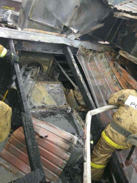 На ЮБК горел пятизвездочный отель: эвакуировано 25 человек (ФОТО), фото-5